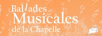 Ballades Musicales